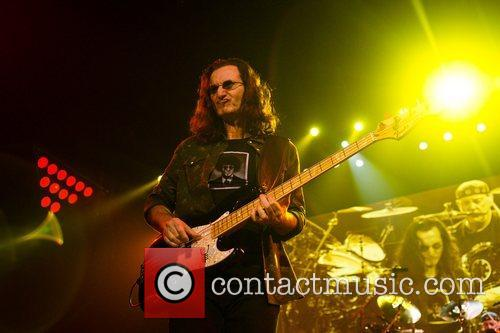 Geddy Lee, Rush, T Center, San Antonio and Clockwork Angels Tour 6