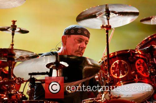 Neil Peart, Rush, T Center, San Antonio and Clockwork Angels Tour 7