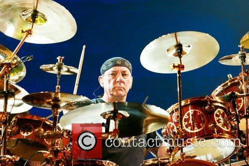 Neil Peart, Rush, T Center, San Antonio and Clockwork Angels Tour 3