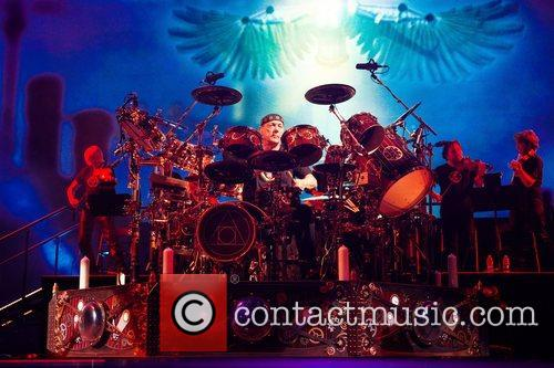Neil Peart, Rush, T Center, San Antonio and Clockwork Angels Tour 1