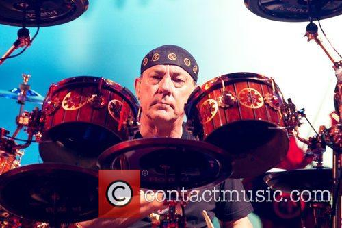Neil Peart, Rush, T Center, San Antonio and Clockwork Angels Tour 6
