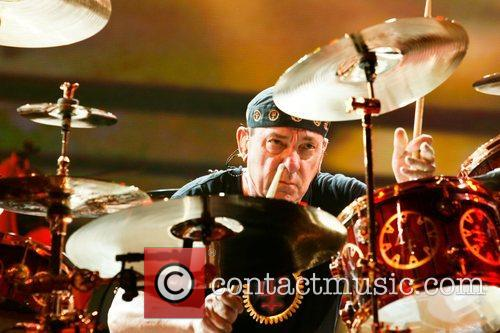 Neil Peart, Rush, T Center, San Antonio and Clockwork Angels Tour 4