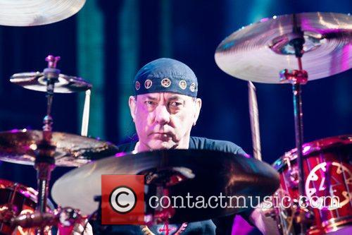 Neil Peart, Rush, T Center, San Antonio and Clockwork Angels Tour 2