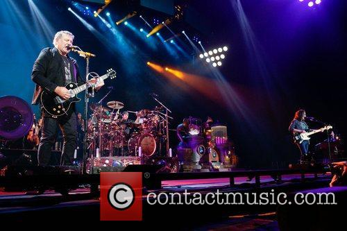 Rush, T Center, San Antonio and Clockwork Angels Tour 2