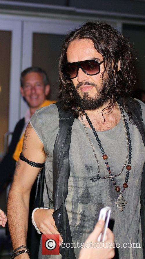 Russell Brand and Staples Center 3