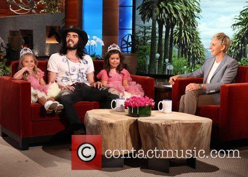 "Appears on ""The Ellen DeGeneres Show"" with Sophia..."