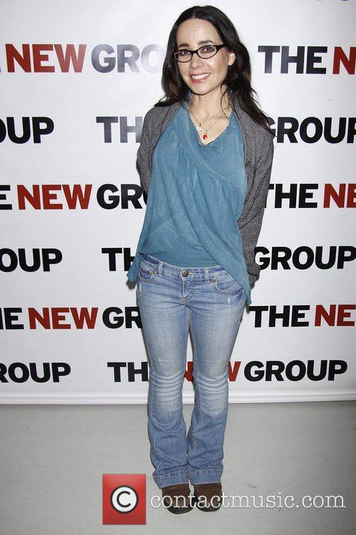 Janeane Garofalo  Opening night after party for...