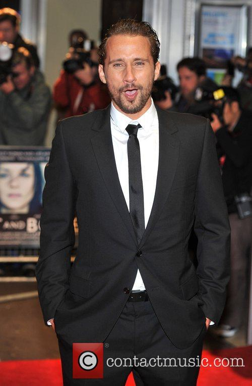 Matthias Schoenaerts and Odeon West End 6