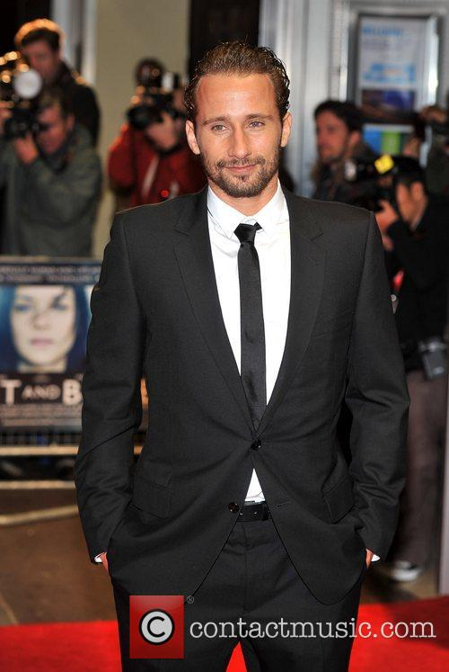 Matthias Schoenaerts and Odeon West End 1