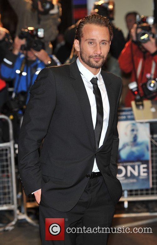 Matthias Schoenaerts and Odeon West End 3