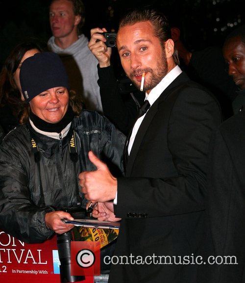 Matthias Schoenaerts and Odeon West End 10