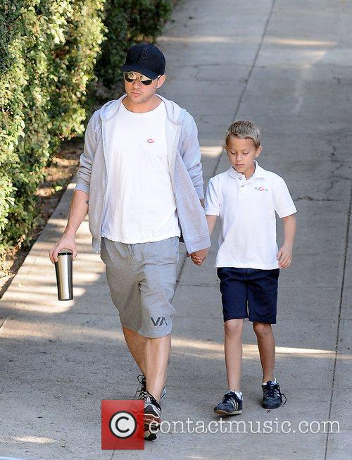 Ryan Phillippe and Deacon 5