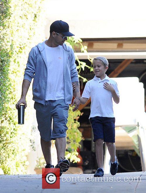 Ryan Phillippe and Deacon 11