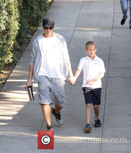 Ryan Phillippe and Deacon 9