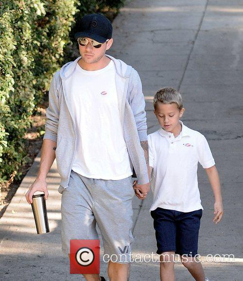 Ryan Phillippe and Deacon 6