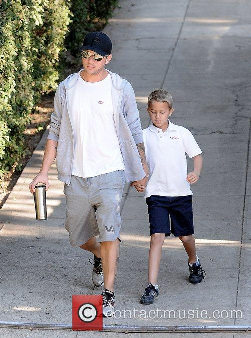 Ryan Phillippe and Deacon 2