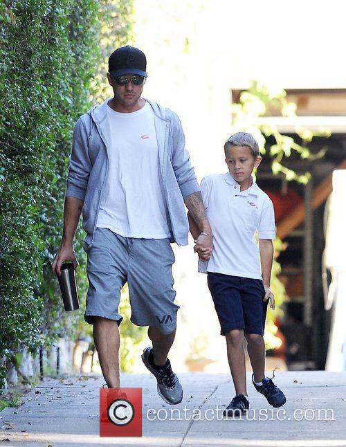 Ryan Phillippe and Deacon 3