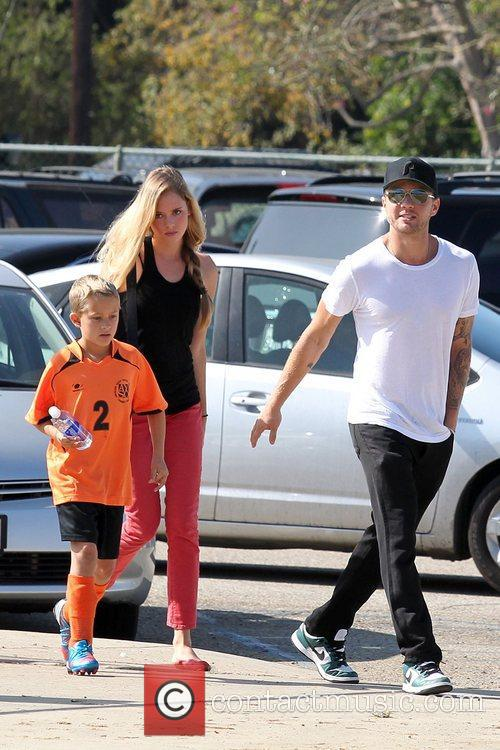 Deacon Phillippe, Paulina Slagter and Ryan Phillippe 13