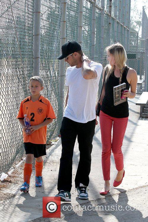 Deacon Phillippe, Paulina Slagter and Ryan Phillippe 11
