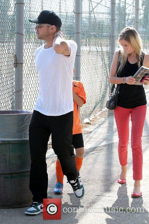 Ryan Phillippe and Paulina Slagter 9