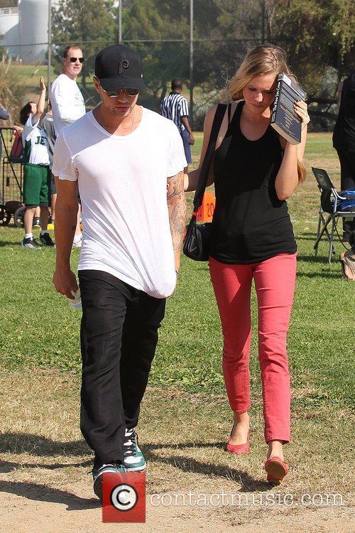 Ryan Phillippe and Paulina Slagter 4