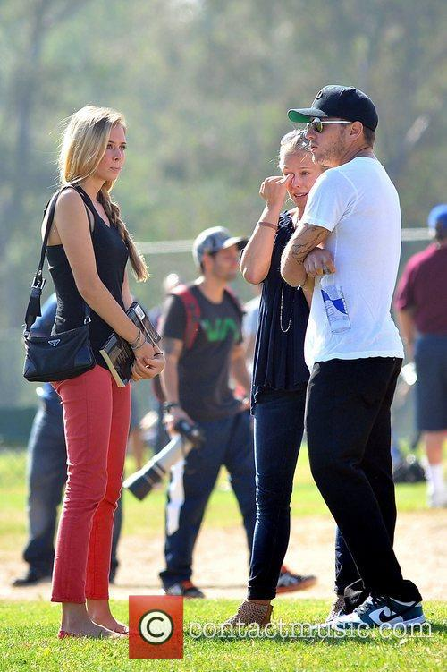 Paulina Slagter and Ryan Phillippe 10