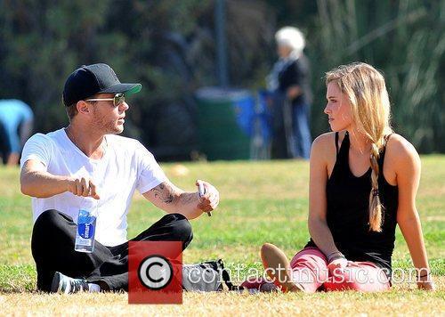 Paulina Slagter and Ryan Phillippe 8