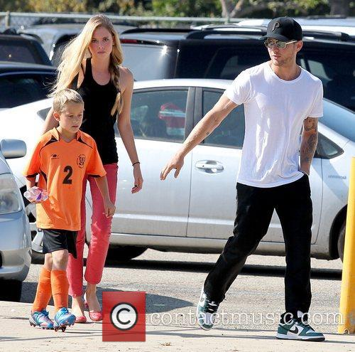 Deacon Phillippe, Paulina Slagter and Ryan Phillippe 23