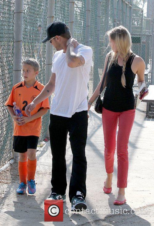 Deacon Phillippe, Paulina Slagter and Ryan Phillippe 31