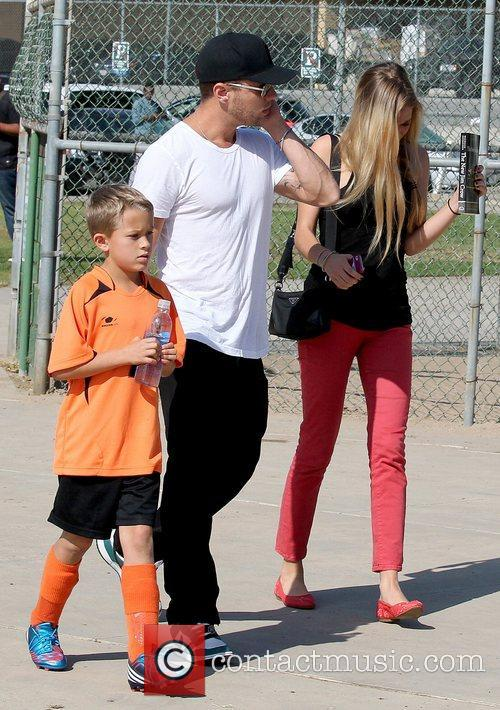 Deacon Phillippe, Paulina Slagter and Ryan Phillippe 29