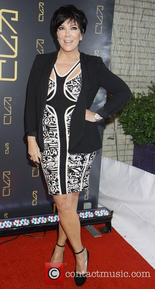 Kris Jenner at the RYU Restaurant Grand Opening...