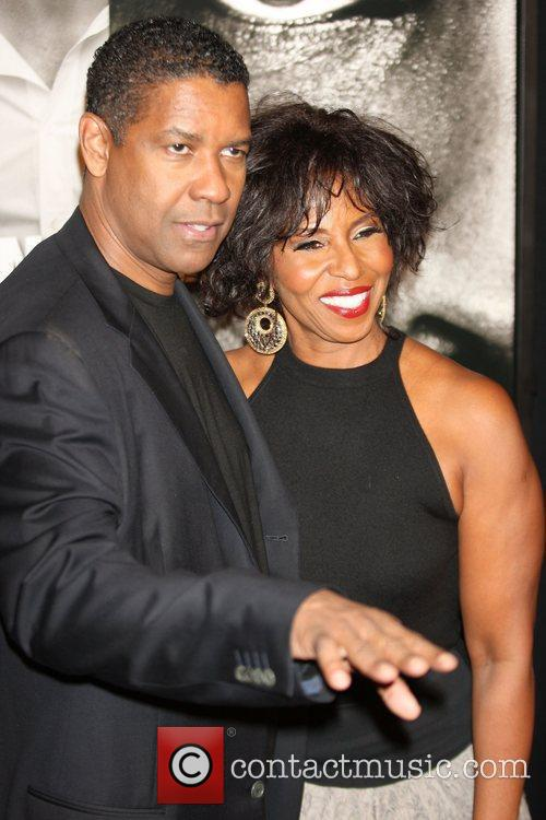 Denzel Washington and Pauletta Washington 3