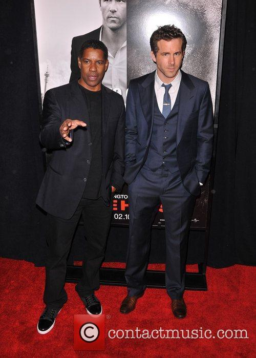 Denzel Washington and Ryan Reynolds 7