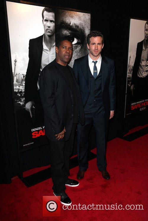Denzel Washington and Ryan Reynolds 5