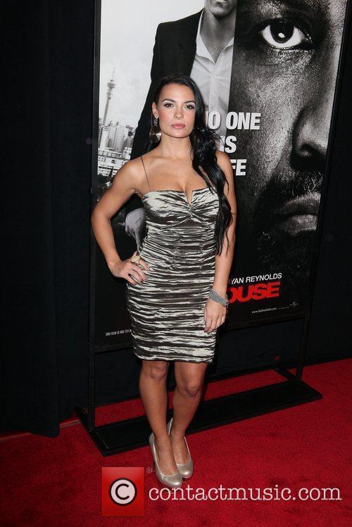 Krista Ayne  New York Premiere of 'Safe...