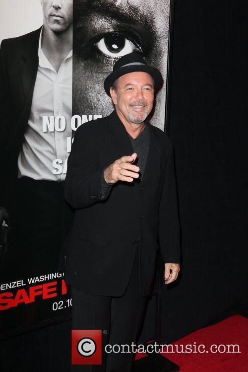 Ruben Blades New York Premiere of 'Safe House'...