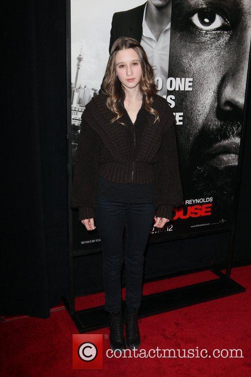 Taissa Farmiga New York Premiere of 'Safe House'...