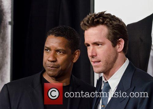 Denzel Washington and Ryan Reynolds 7