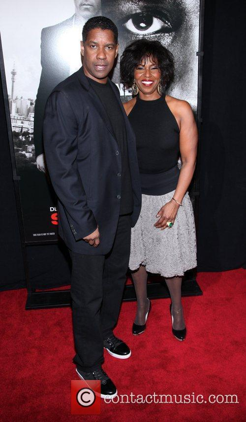 Denzel Washington and Pauletta Washington 2