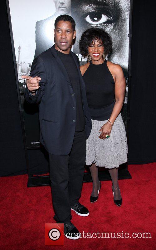 Denzel Washington and Pauletta Washington 3