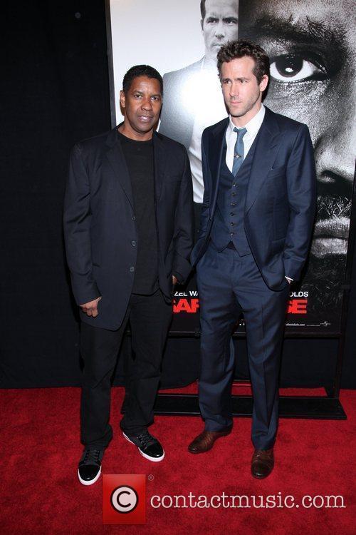 Denzel Washington and Ryan Reynolds 3