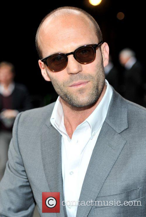 Jason Statham The European premiere of 'Safe' held...