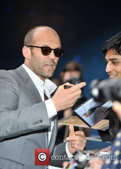 jason statham the european premiere of safe 3854994