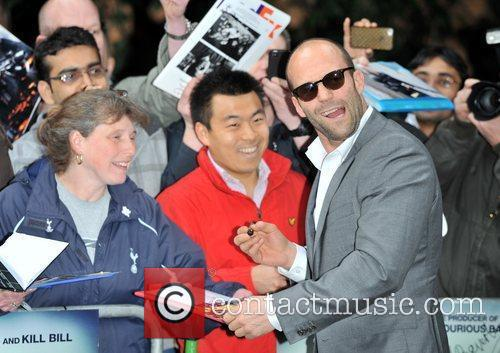 jason statham the european premiere of safe 3854995