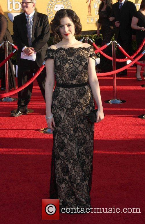 Aleksa Palladino The 18th Annual Screen Actors Guild...
