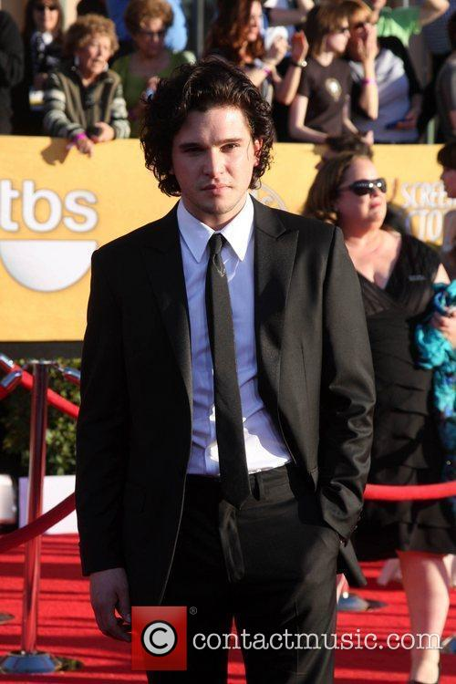 Kit Harington The 18th Annual Screen Actors Guild...