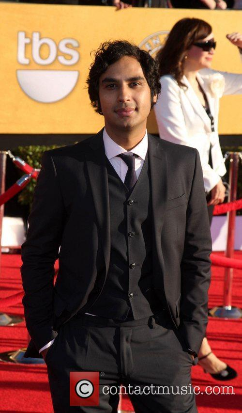 Kunal Nayyar The 18th Annual Screen Actors Guild...