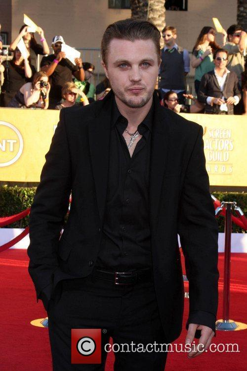 Michael Pitt The 18th Annual Screen Actors Guild...