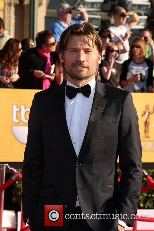 Nikolaj Coster-Waldau The 18th Annual Screen Actors Guild...