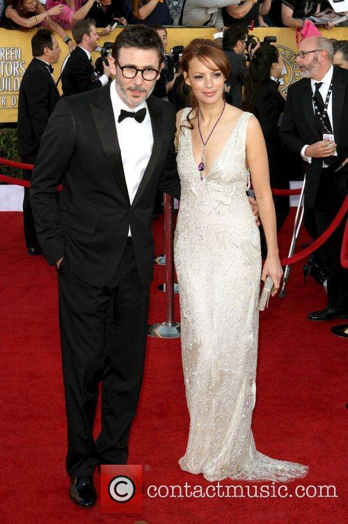 Berenice Bejo and Michel Hazanavicius  The 18th...